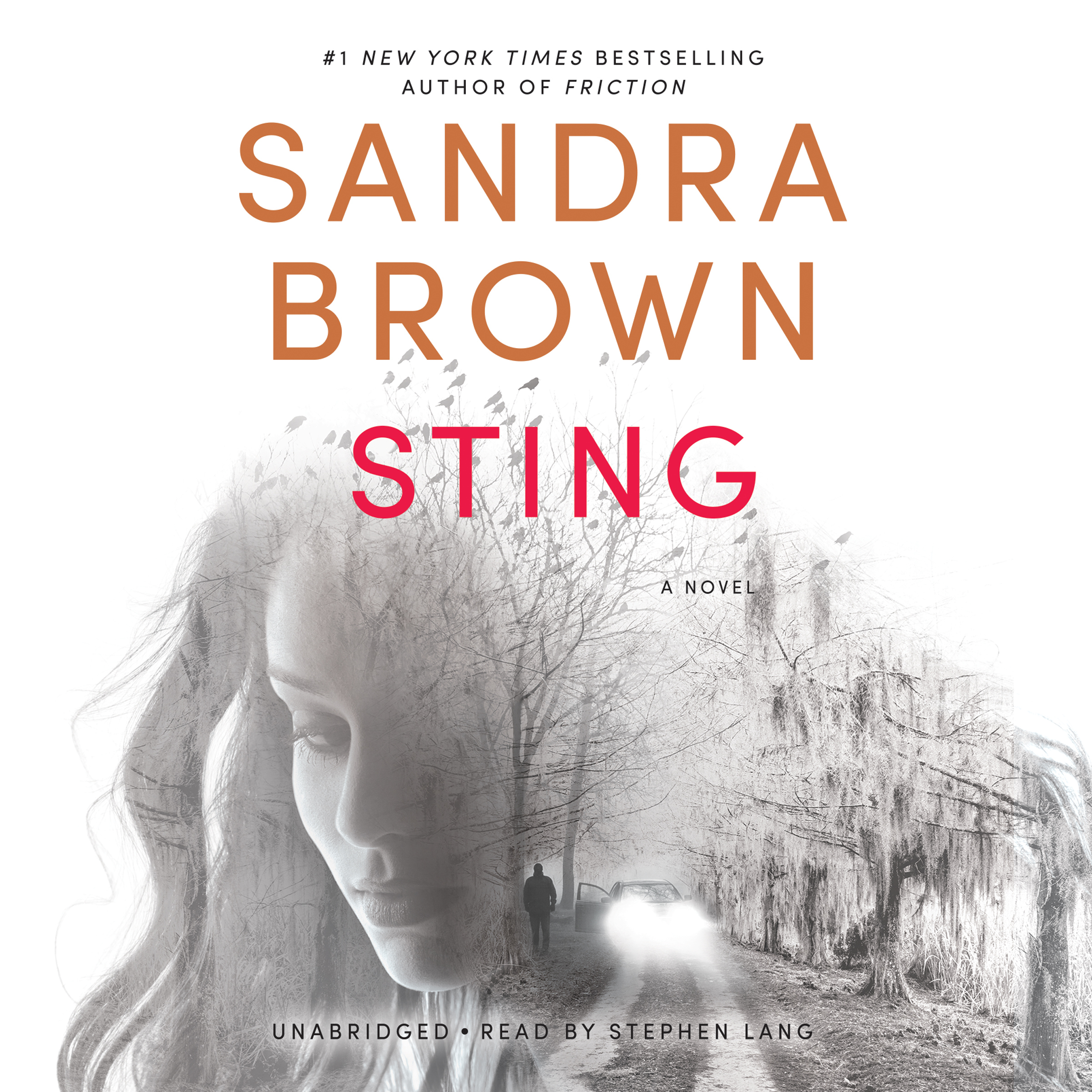 Printable Sting Audiobook Cover Art