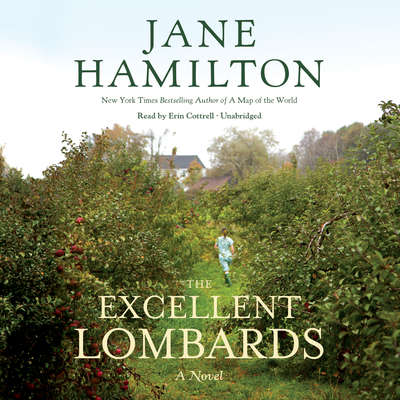 The Excellent Lombards Audiobook, by Jane Hamilton