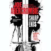 Sharp Ends: Stories from the World of the First Law Audiobook, by Joe Abercrombie