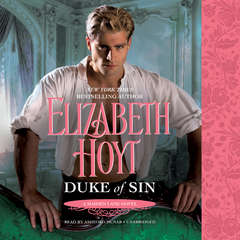 Duke of Sin Audiobook, by Elizabeth Hoyt