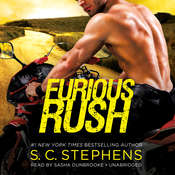 Furious Rush Audiobook, by S. C. Stephens