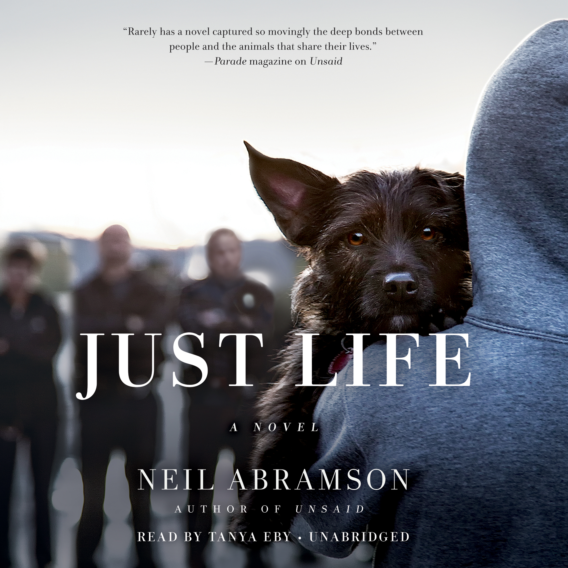 Printable Just Life: A Novel Audiobook Cover Art
