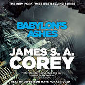 Babylons Ashes, by James S. A. Corey