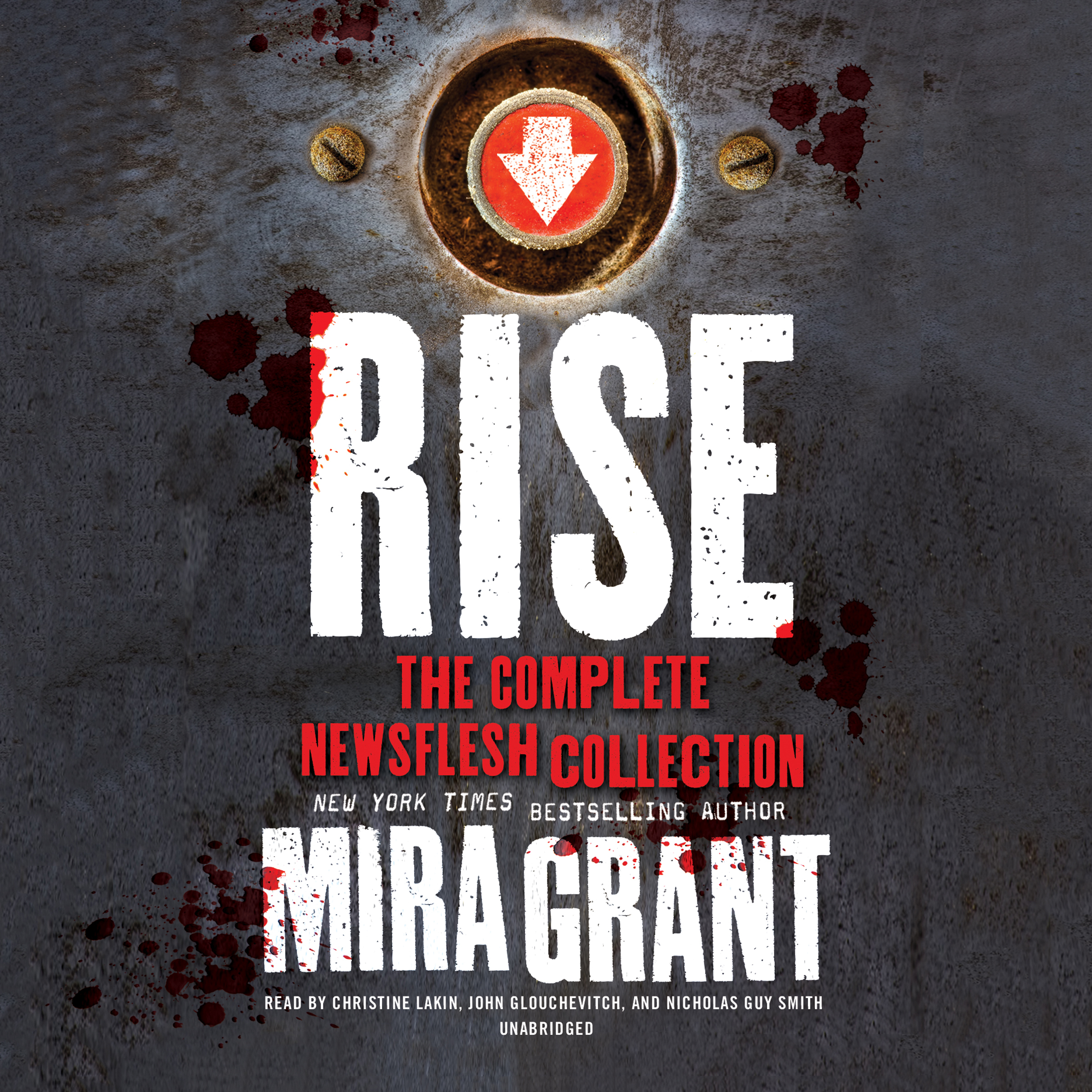 Printable Rise: The Complete Newsflesh Collection Audiobook Cover Art