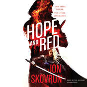 Hope and Red Audiobook, by Jon Skovron