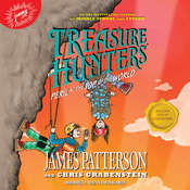 Treasure Hunters: Peril at the Top of the World, by James Patterson, Juliana Neufeld, Chris Grabenstein