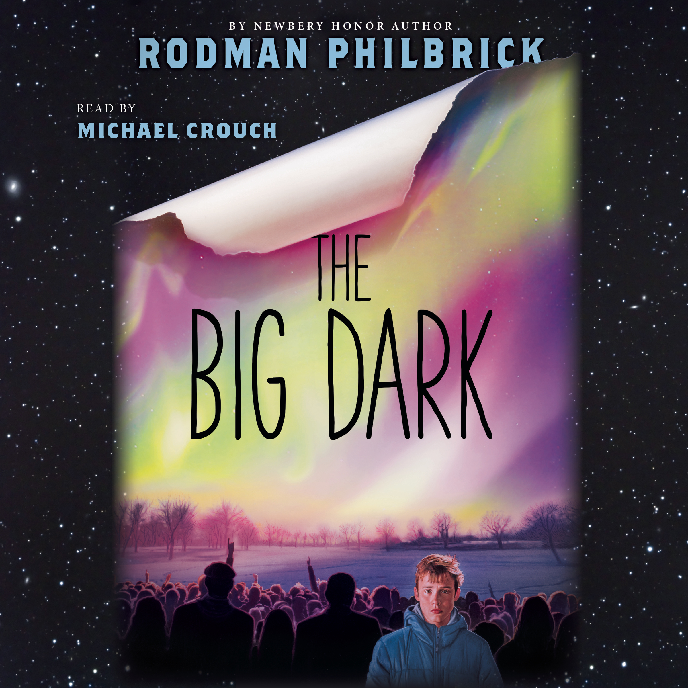 Printable The Big Dark Audiobook Cover Art