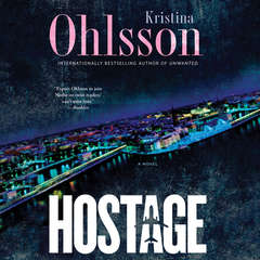 Hostage Audiobook, by Kristina Ohlsson