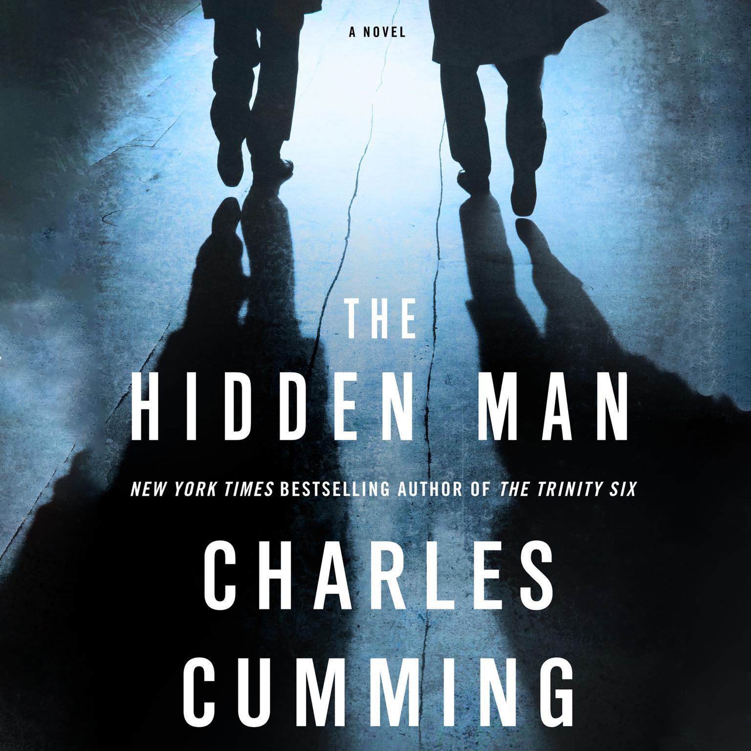 Printable The Hidden Man: A Novel Audiobook Cover Art