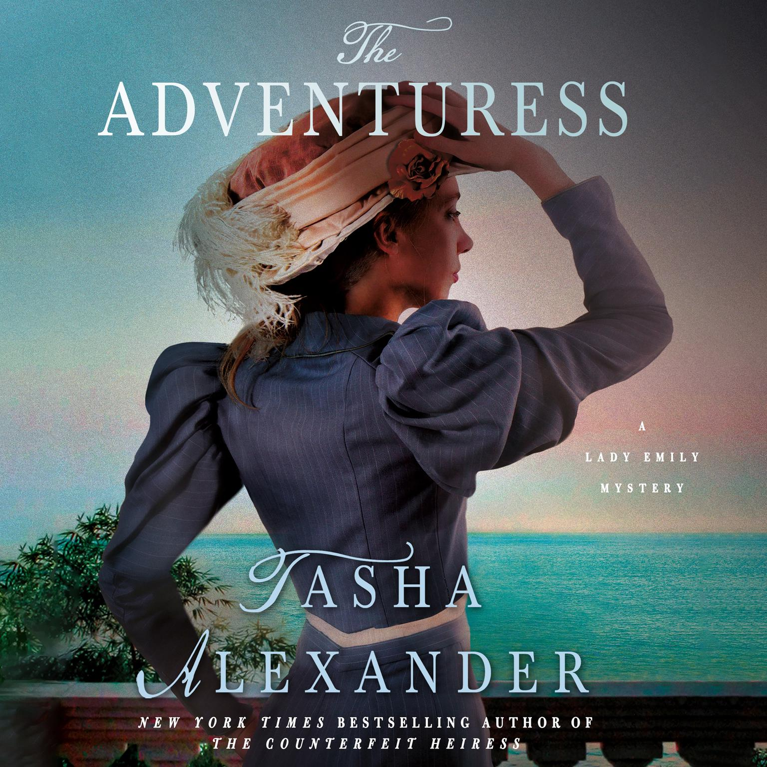 Printable The Adventuress: A Lady Emily Mystery Audiobook Cover Art