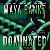 Dominated Audiobook, by Maya Banks