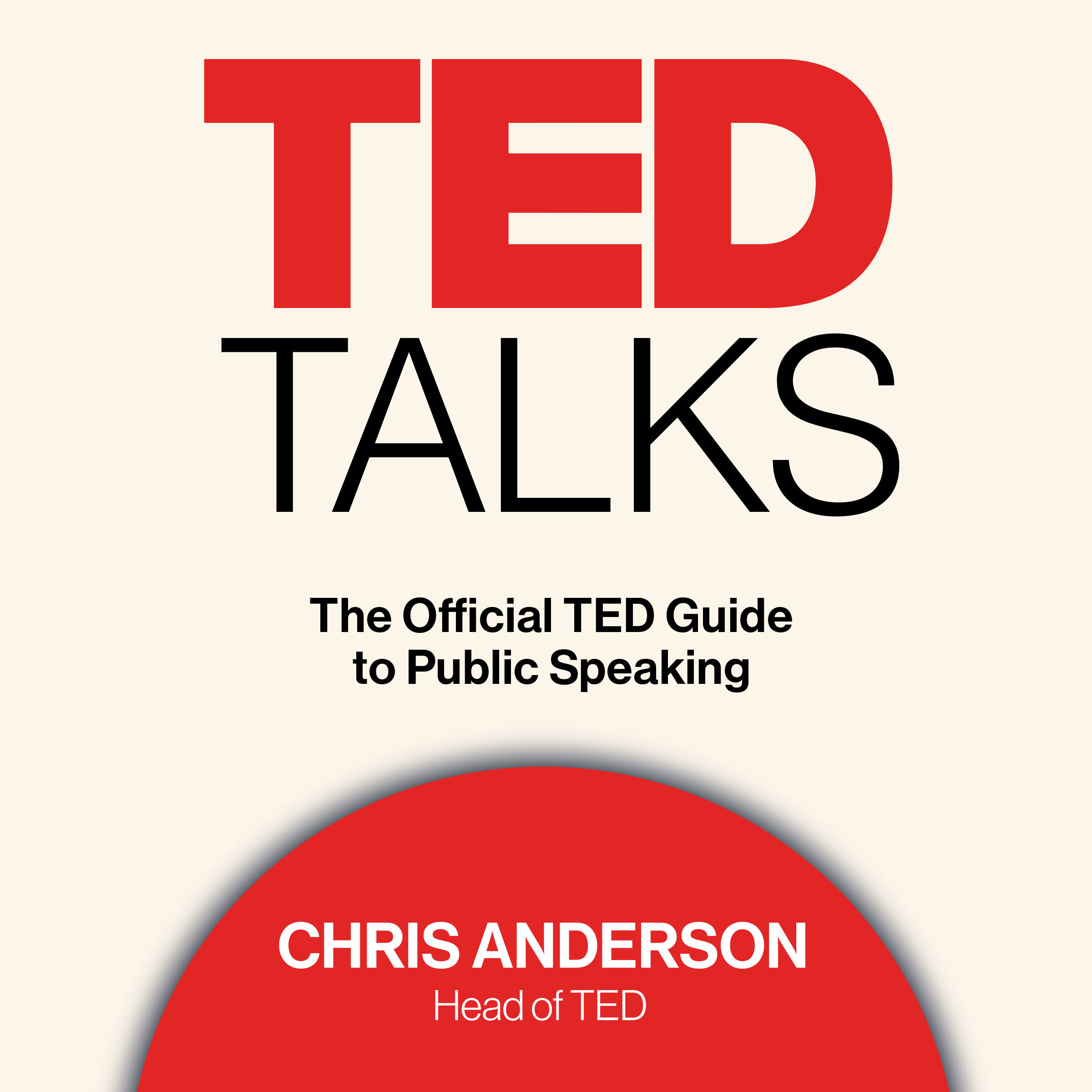 Printable TED Talks: The Official TED Guide to Public Speaking Audiobook Cover Art