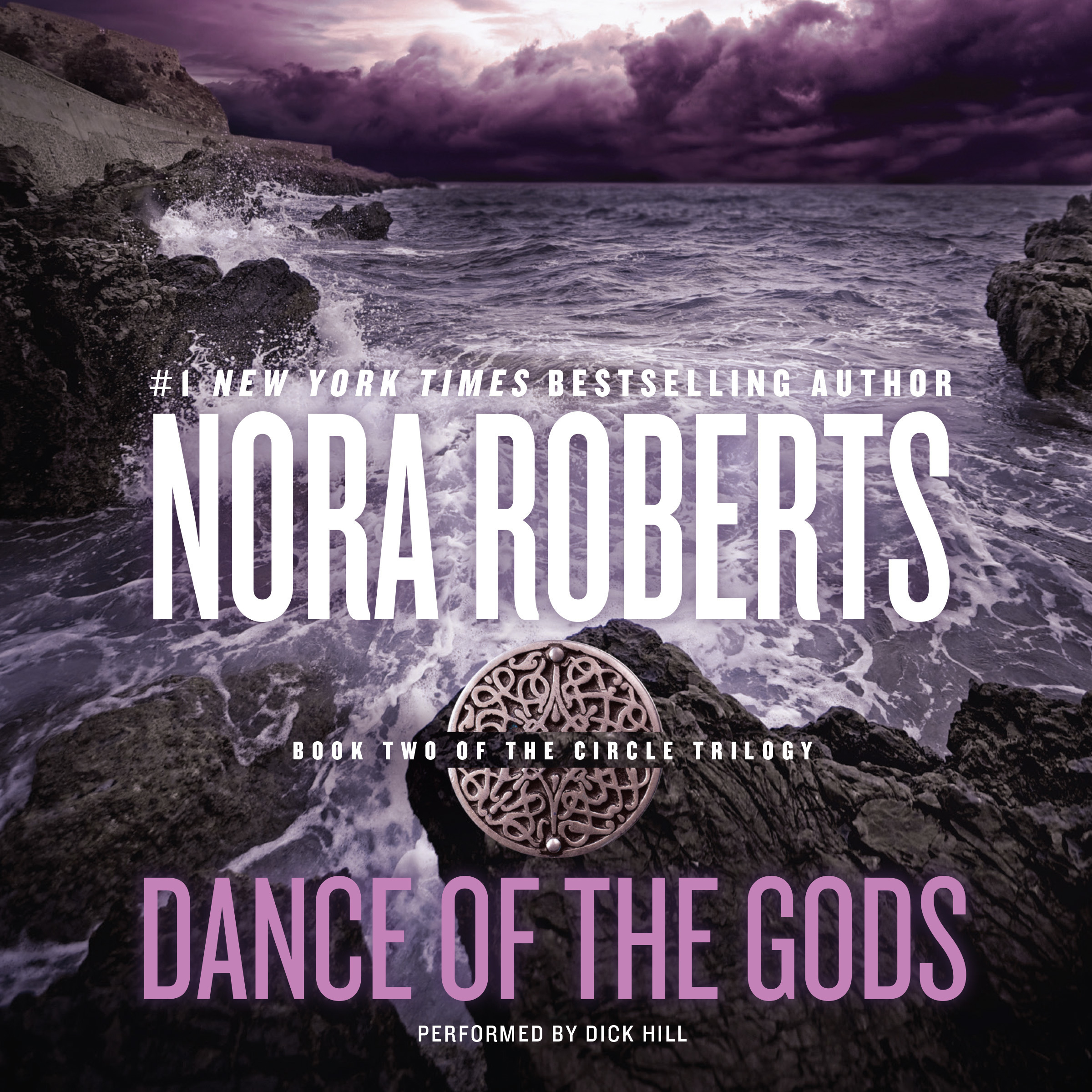 Printable Dance of the Gods Audiobook Cover Art
