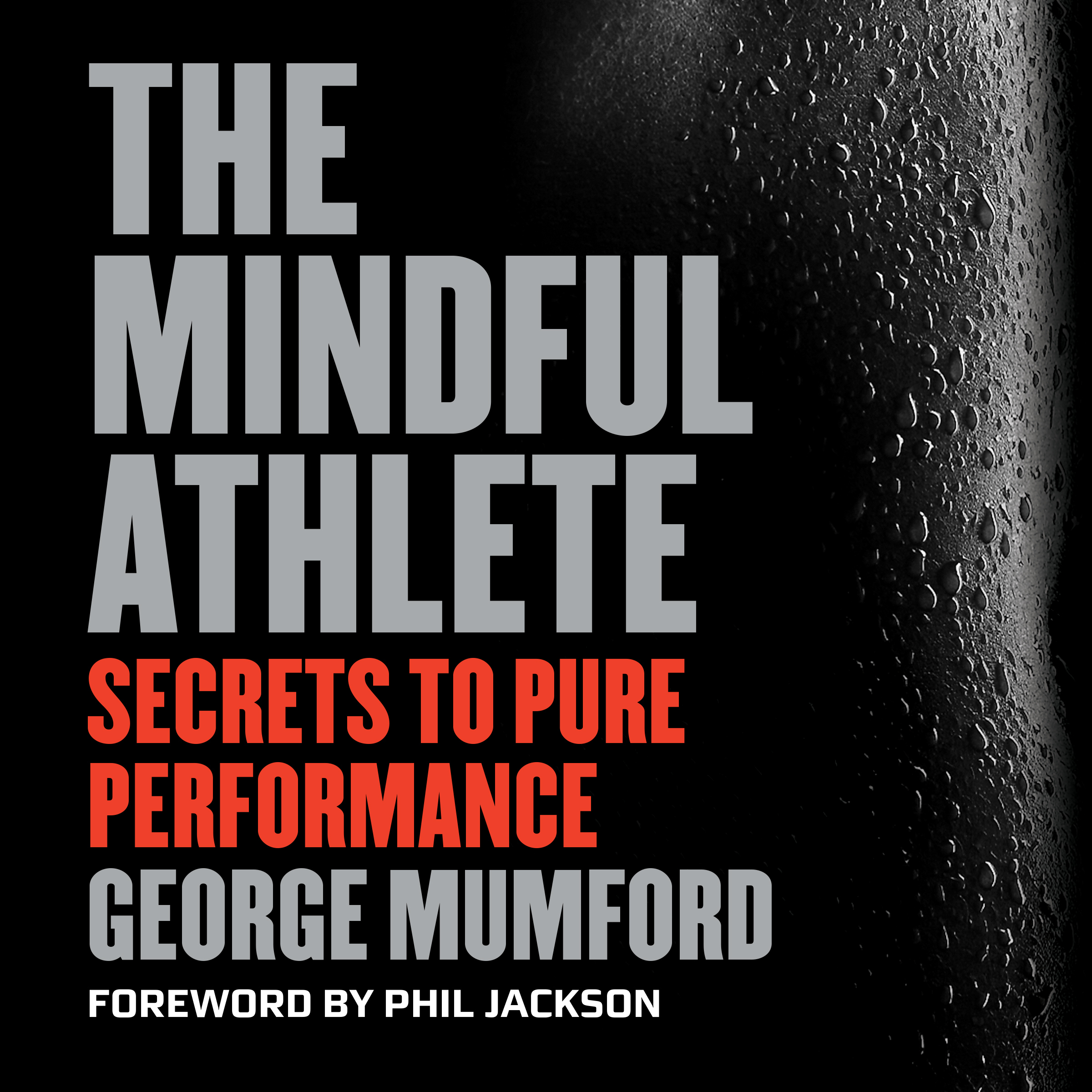 Printable The Mindful Athlete: Secrets to Pure Performance Audiobook Cover Art