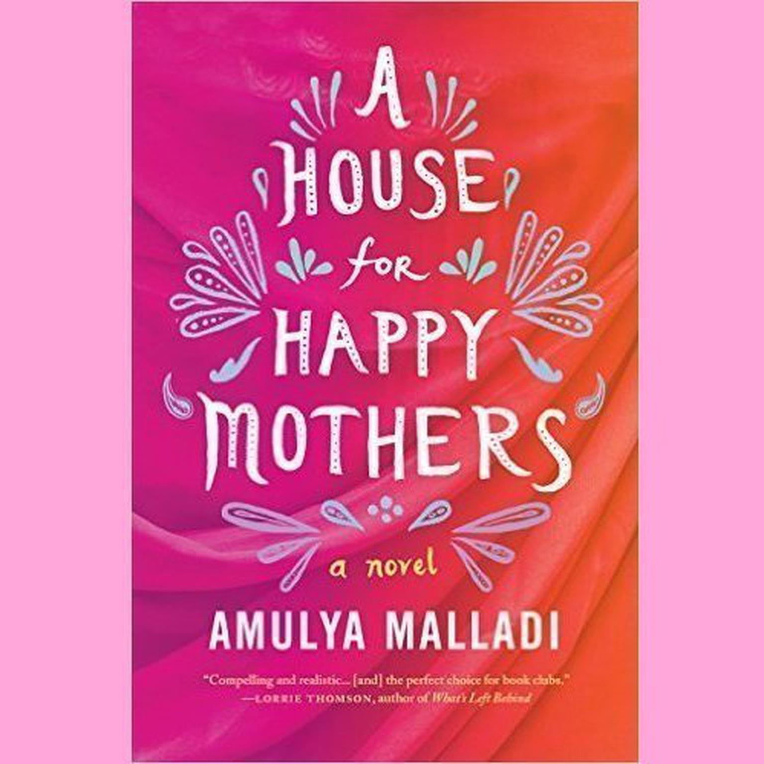 Printable A House for Happy Mothers: A Novel Audiobook Cover Art