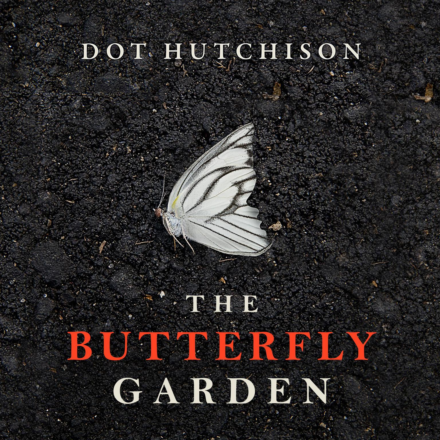 Printable The Butterfly Garden Audiobook Cover Art