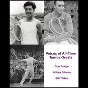 Voices of All-Time Tennis Greats, by Listen & Live Audio