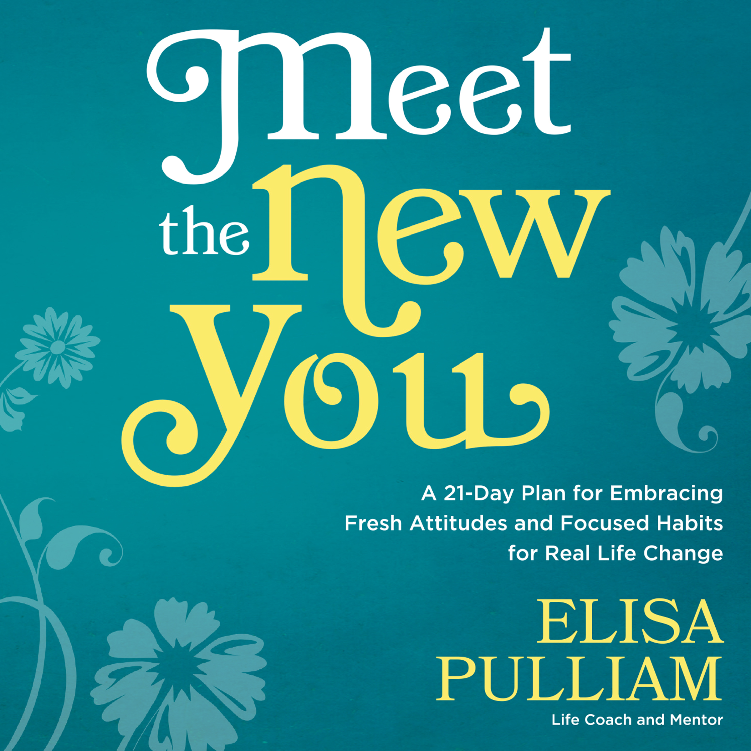 Printable Meet the New You: A 21-Day Plan for Embracing Fresh Attitudes and Focused Habits for Real Life Change Audiobook Cover Art