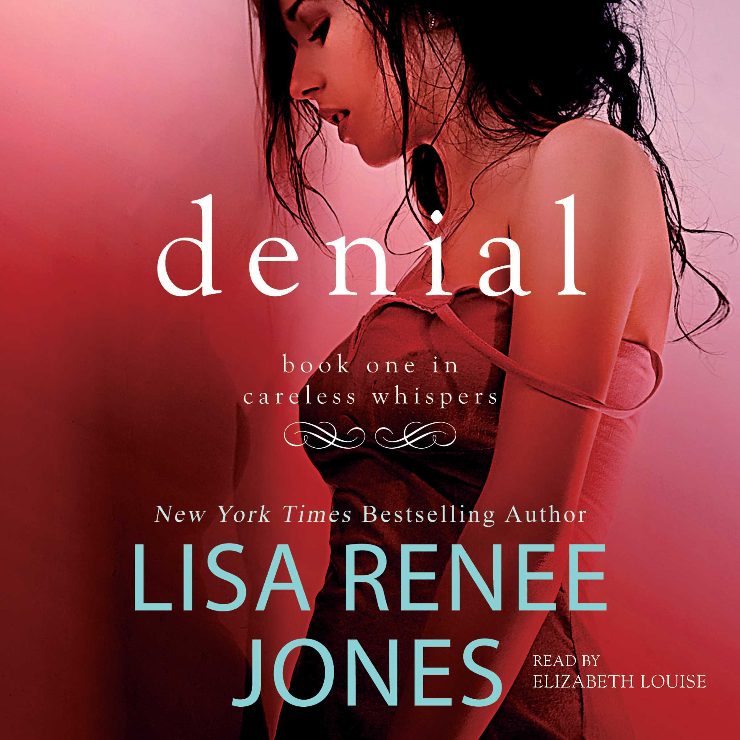 Printable Denial: Inside Out Audiobook Cover Art