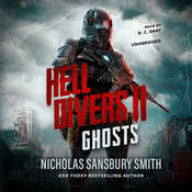 Hell Divers II: Ghosts Audiobook, by Nicholas Sansbury Smith