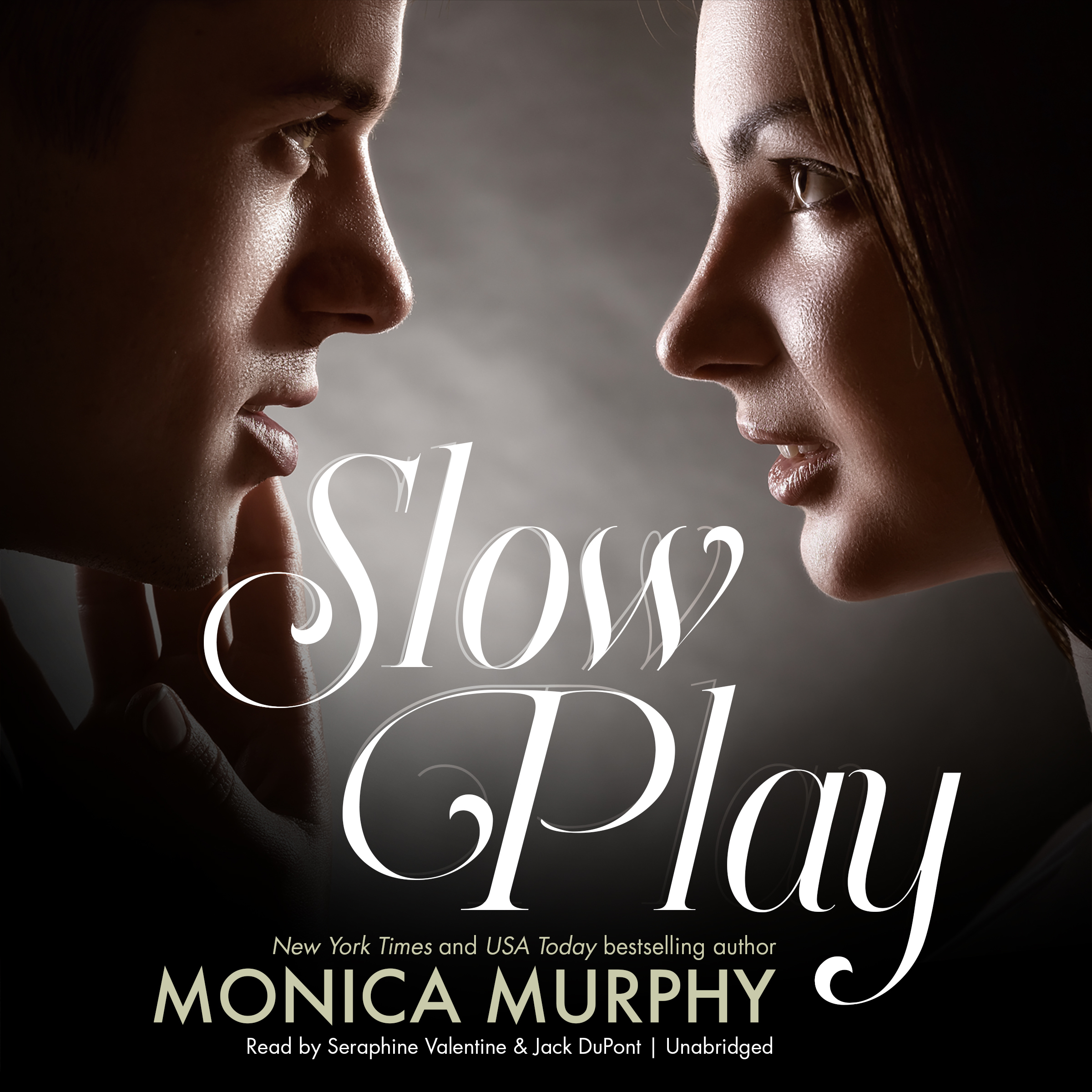 Printable Slow Play Audiobook Cover Art