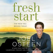 Fresh Start: The New You Begins Today Audiobook, by Joel Osteen