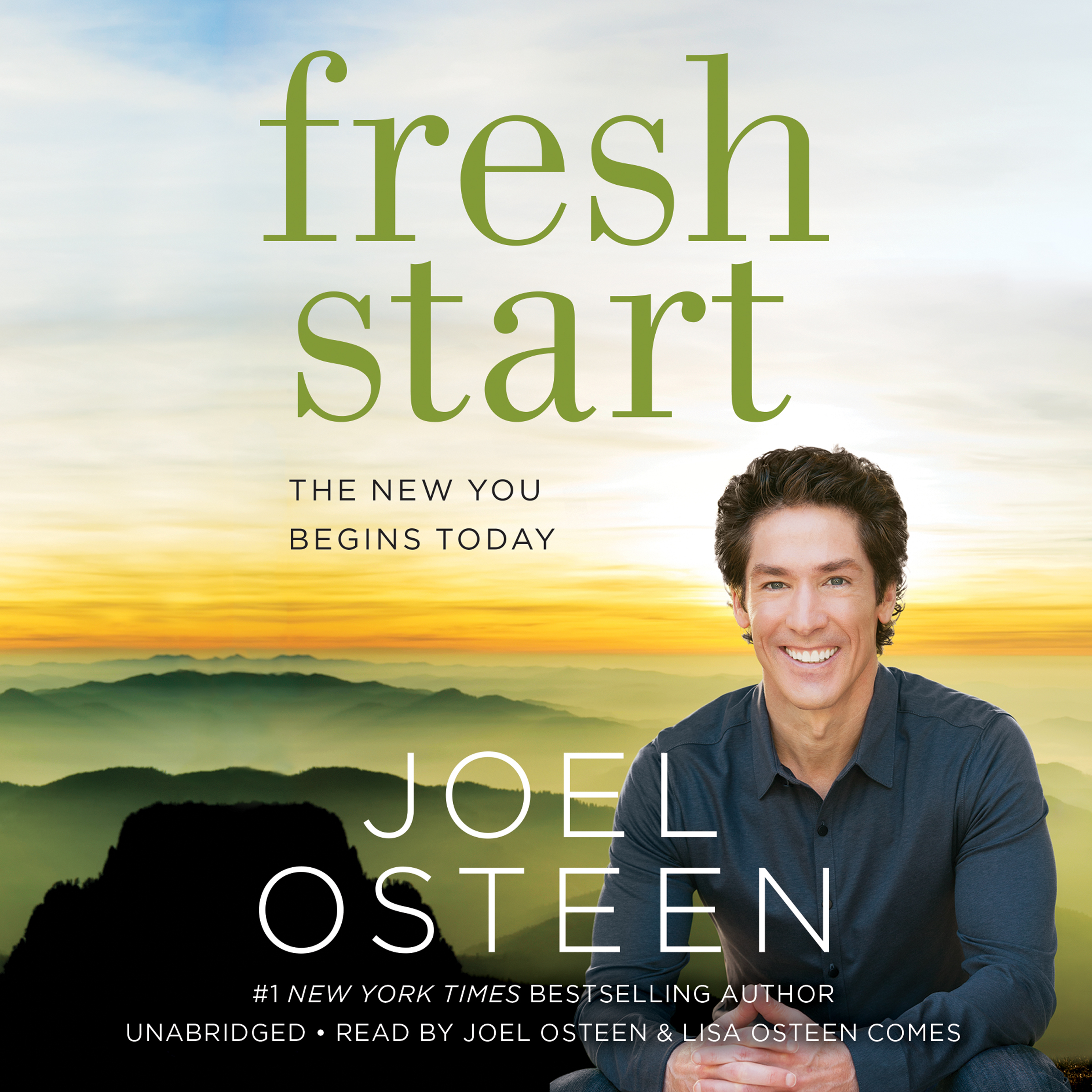 Printable Fresh Start: The New You Begins Today Audiobook Cover Art