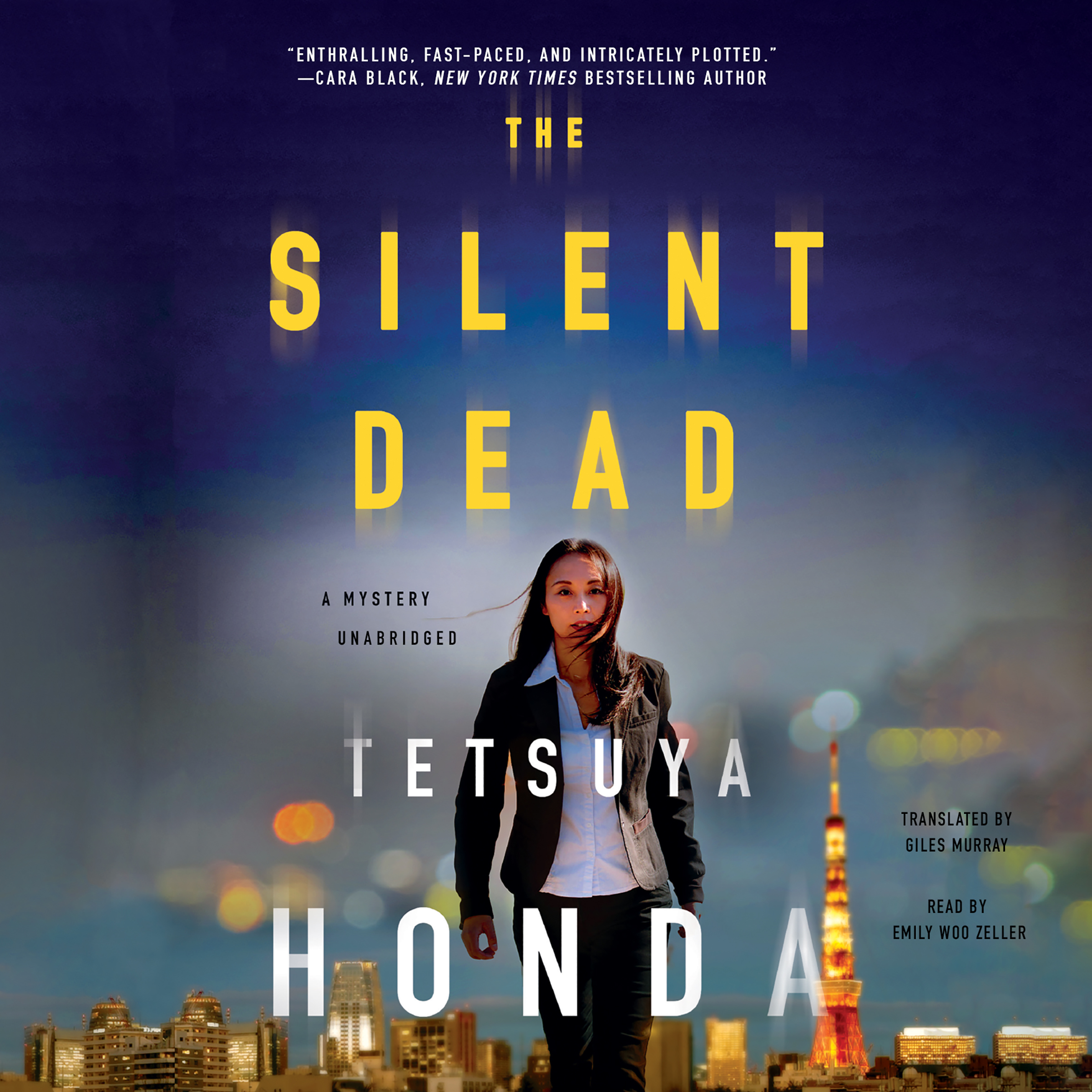 Printable The Silent Dead Audiobook Cover Art