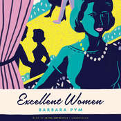 Excellent Women Audiobook, by Barbara Pym