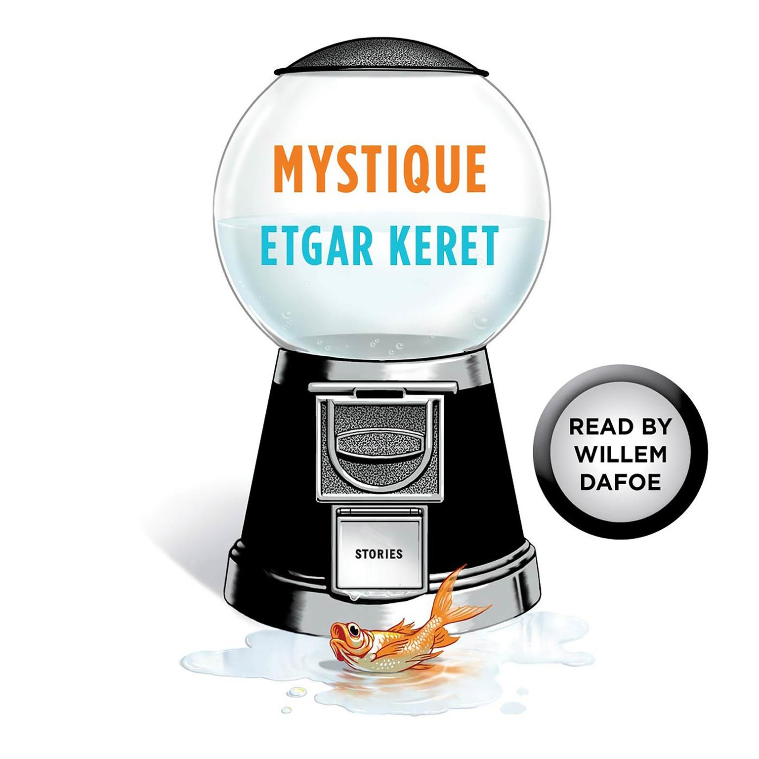 Printable Mystique: A Story From Suddenly, a Knock on the Door Audiobook Cover Art