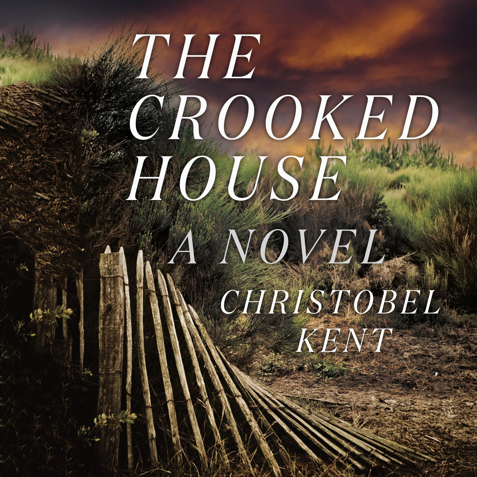 Printable The Crooked House: A Novel Audiobook Cover Art