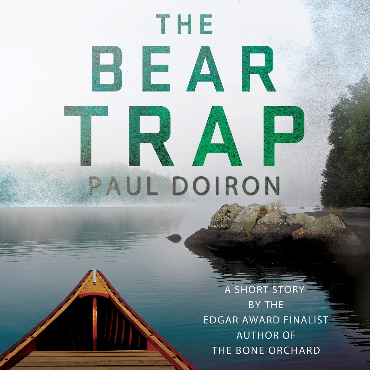 Printable The Bear Trap: A Short Story Audiobook Cover Art