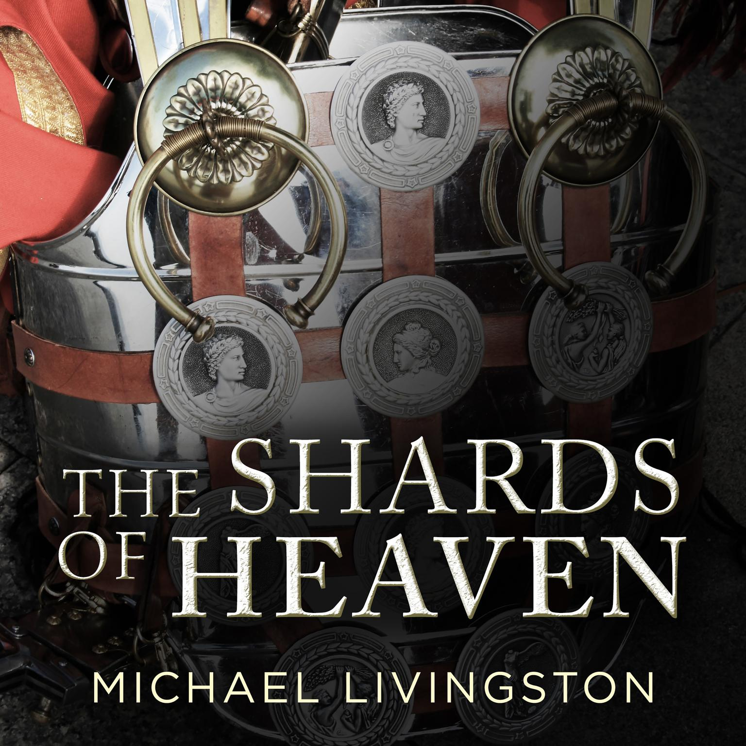 Printable The Shards of Heaven Audiobook Cover Art