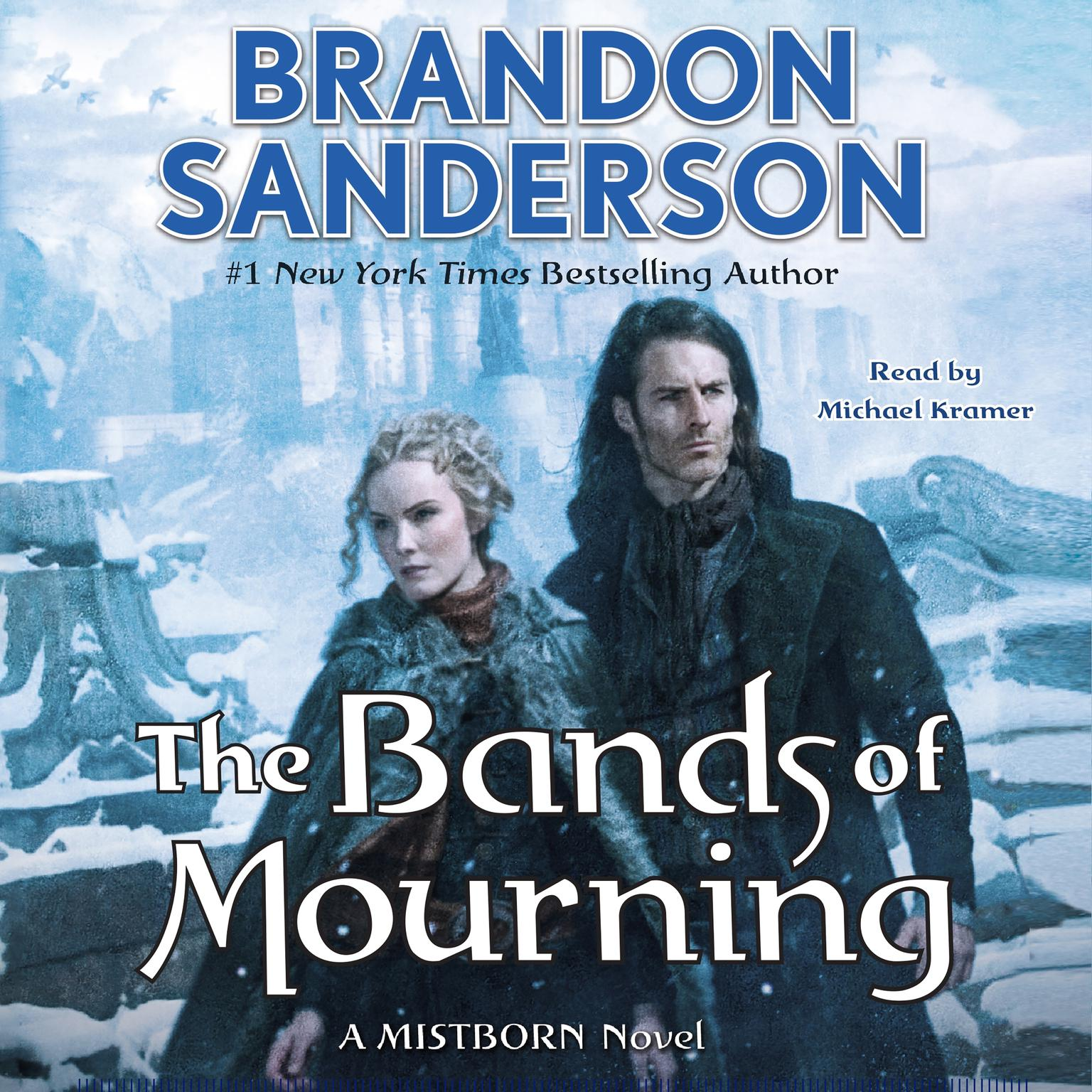 Printable The Bands of Mourning: A Mistborn Novel Audiobook Cover Art