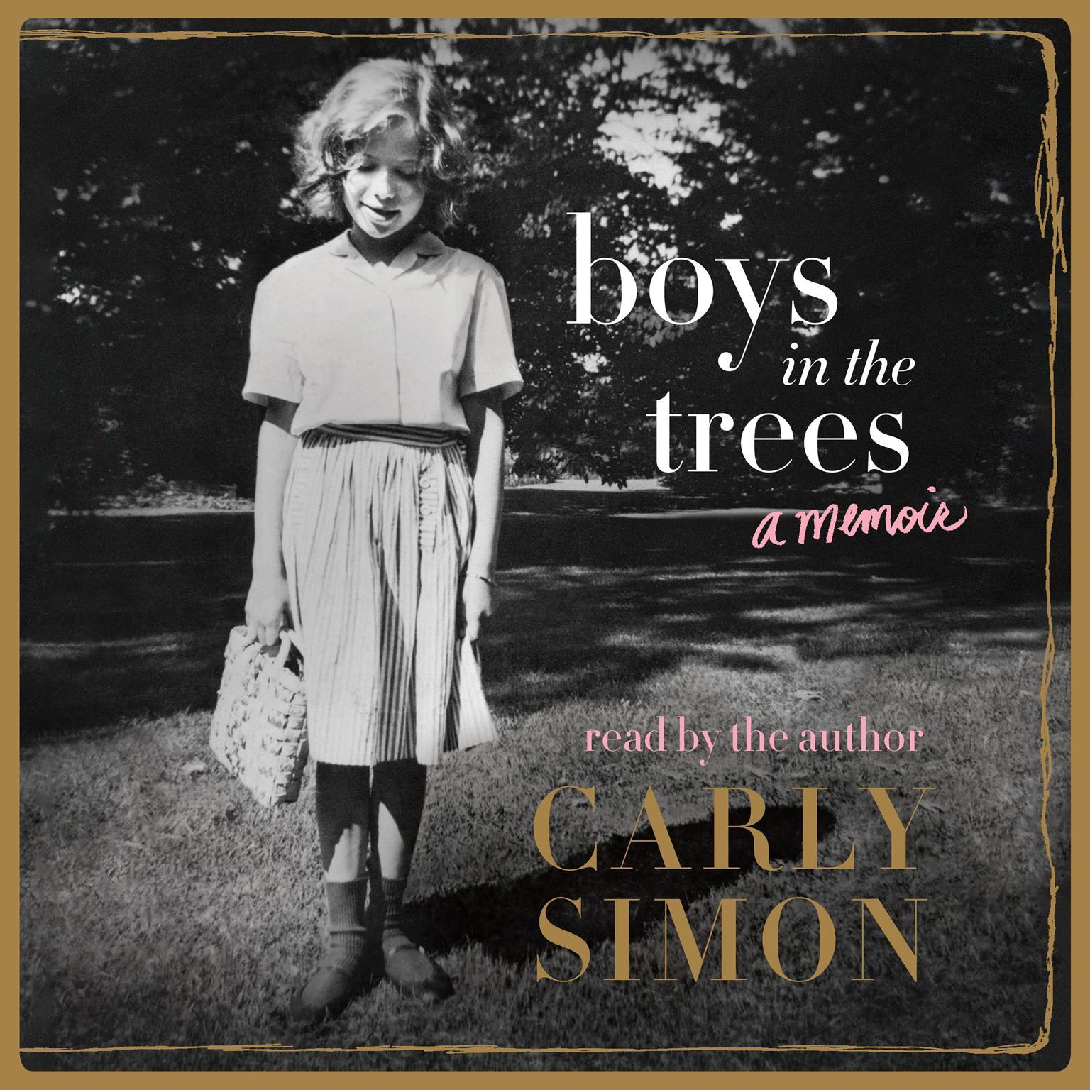 Printable Boys in the Trees: A Memoir Audiobook Cover Art