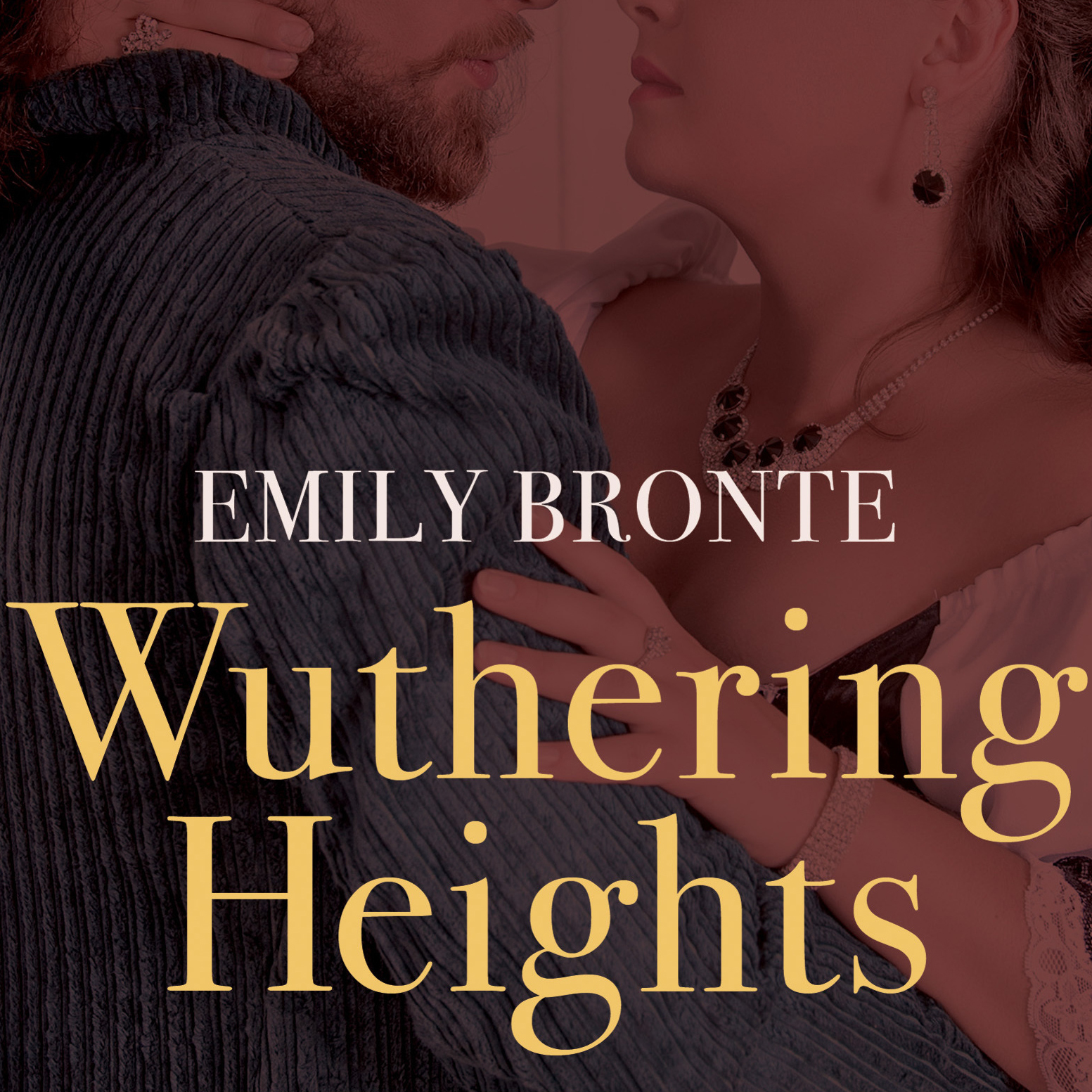 Printable Wuthering Heights Audiobook Cover Art