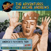 The Adventures of Archie Andrews Audiobook, by Bob Montana