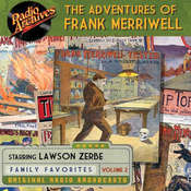 The Adventures of Frank Merriwell, Vol. 2 Audiobook, by Gilbert Patten