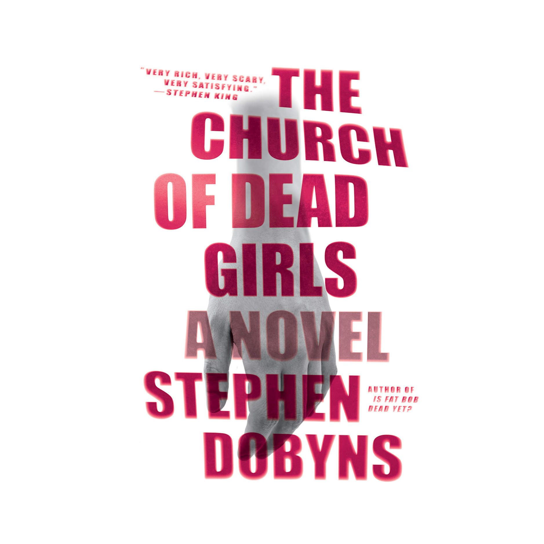 Printable The Church of Dead Girls Audiobook Cover Art