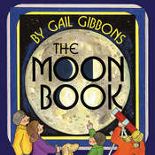 The Moon Book Audiobook, by Gail Gibbons