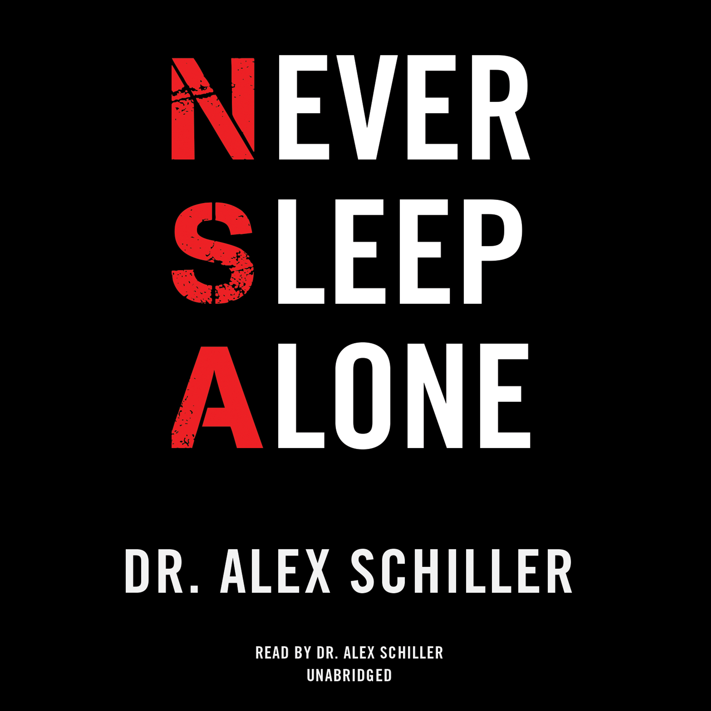 Printable Never Sleep Alone Audiobook Cover Art