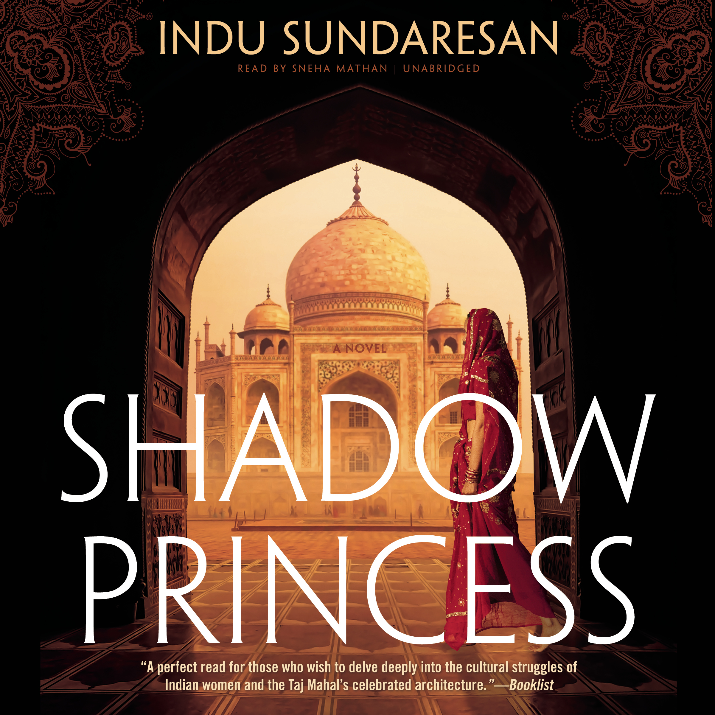 Printable Shadow Princess: A Novel Audiobook Cover Art