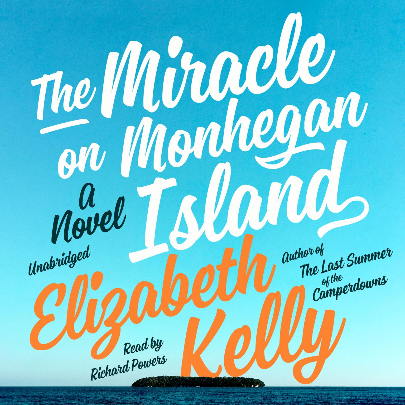 Printable The Miracle on Monhegan Island: A Novel Audiobook Cover Art