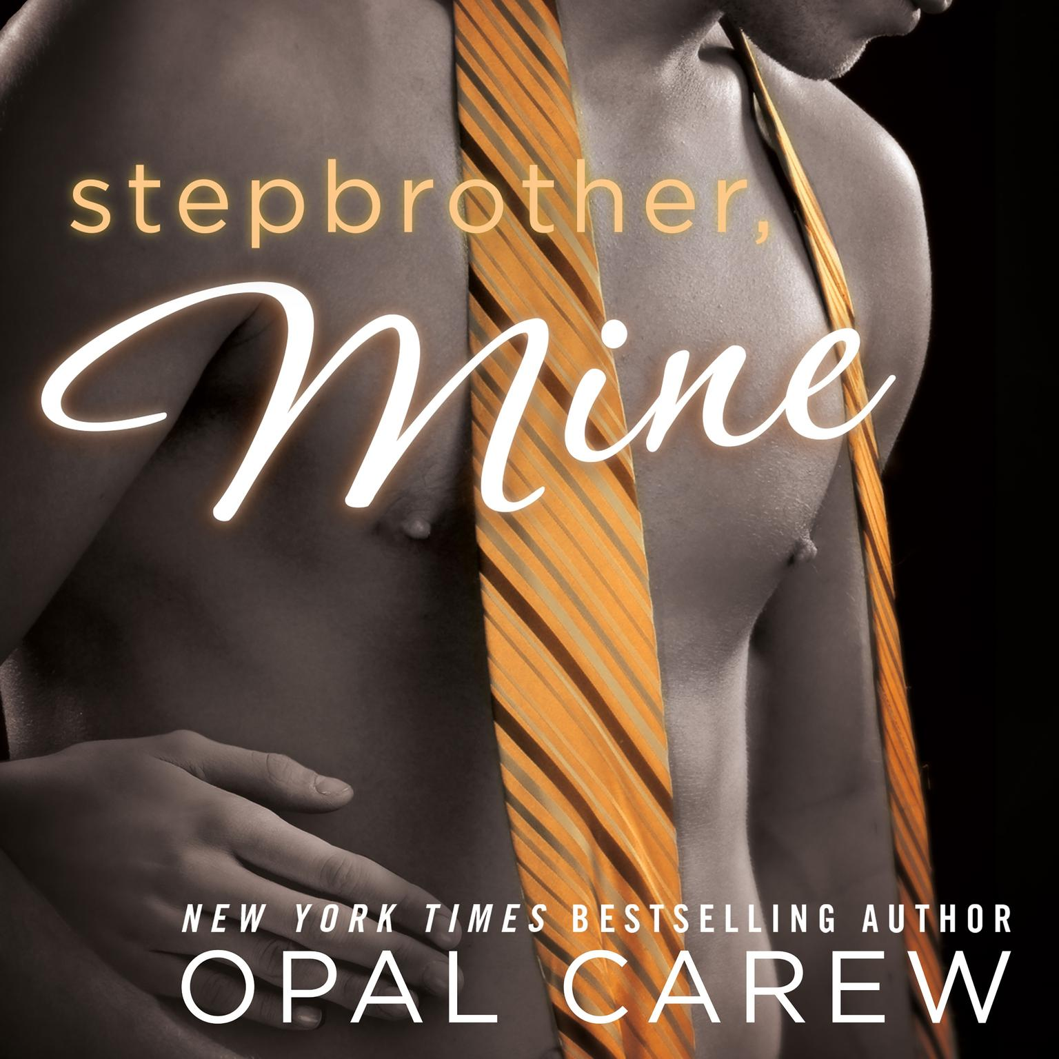 Printable Stepbrother, Mine Audiobook Cover Art