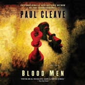 Blood Men, by Paul Cleave
