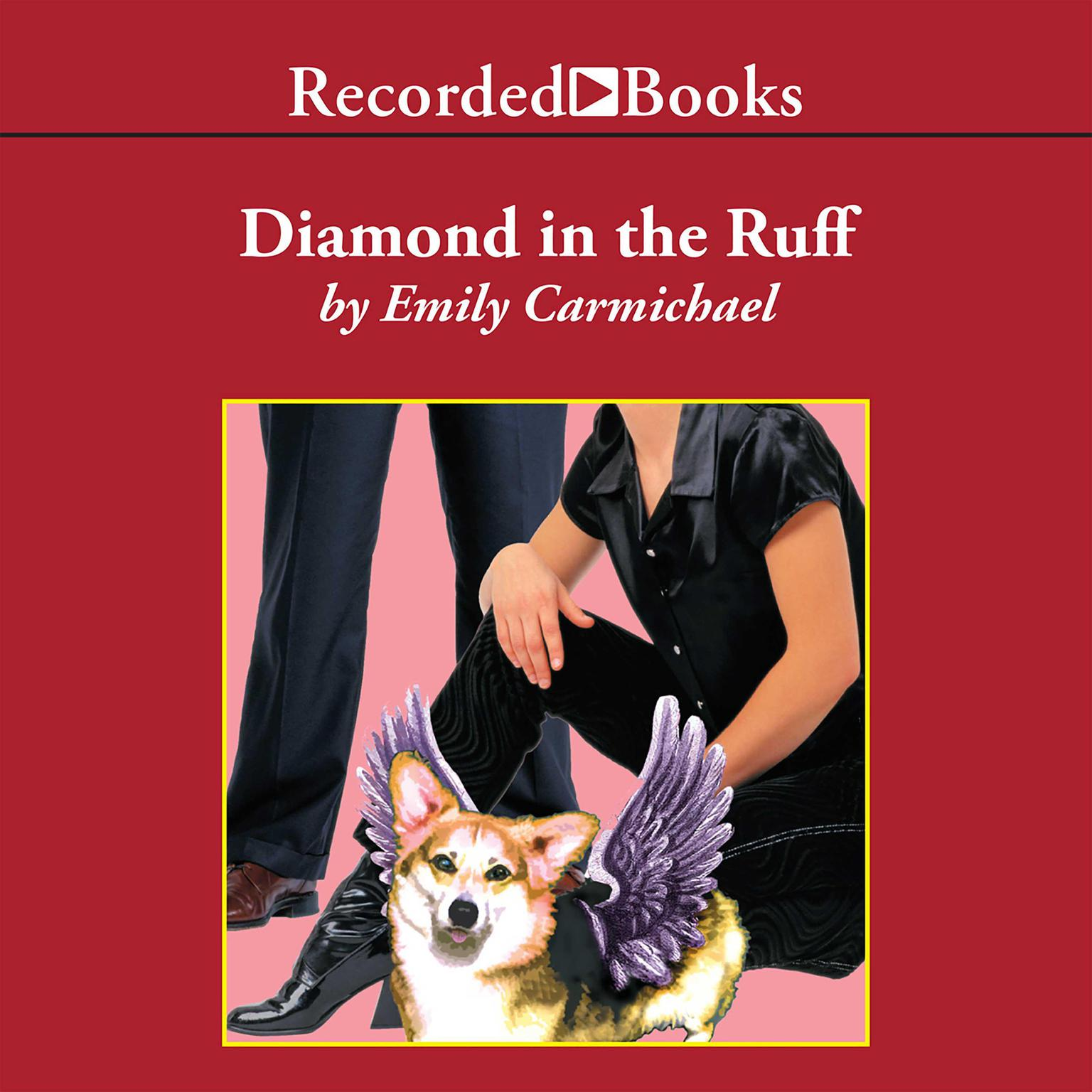 Printable Diamond in the Ruff Audiobook Cover Art