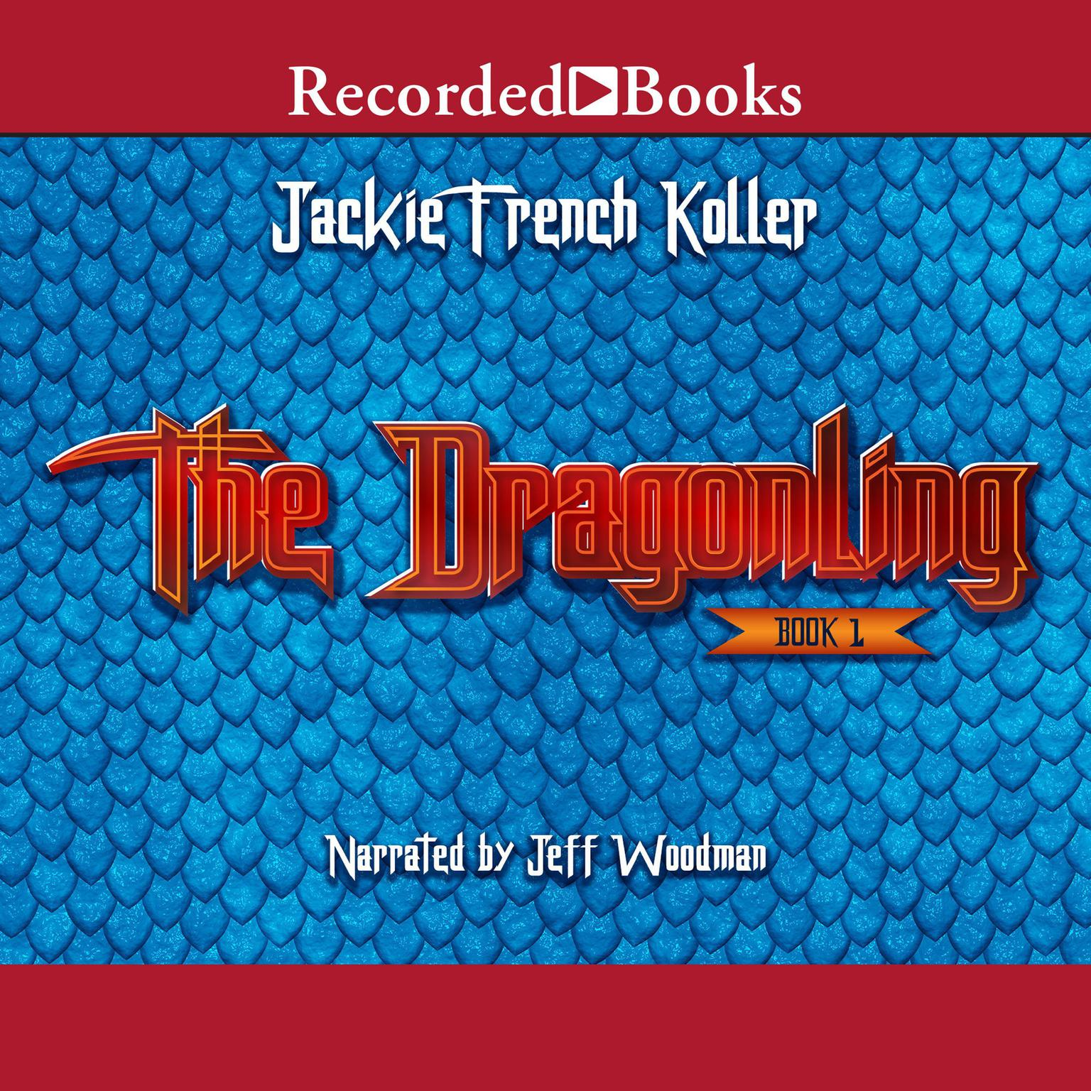 Printable The Dragonling Audiobook Cover Art