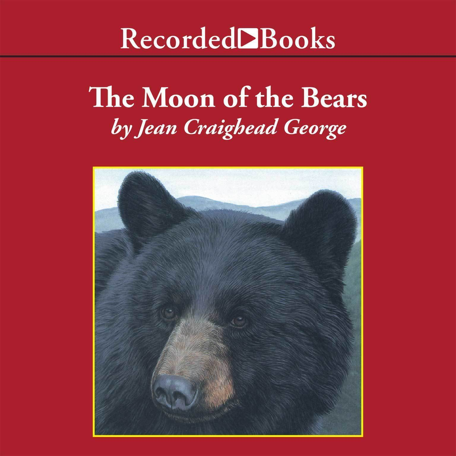 Printable The Moon of the Bears Audiobook Cover Art