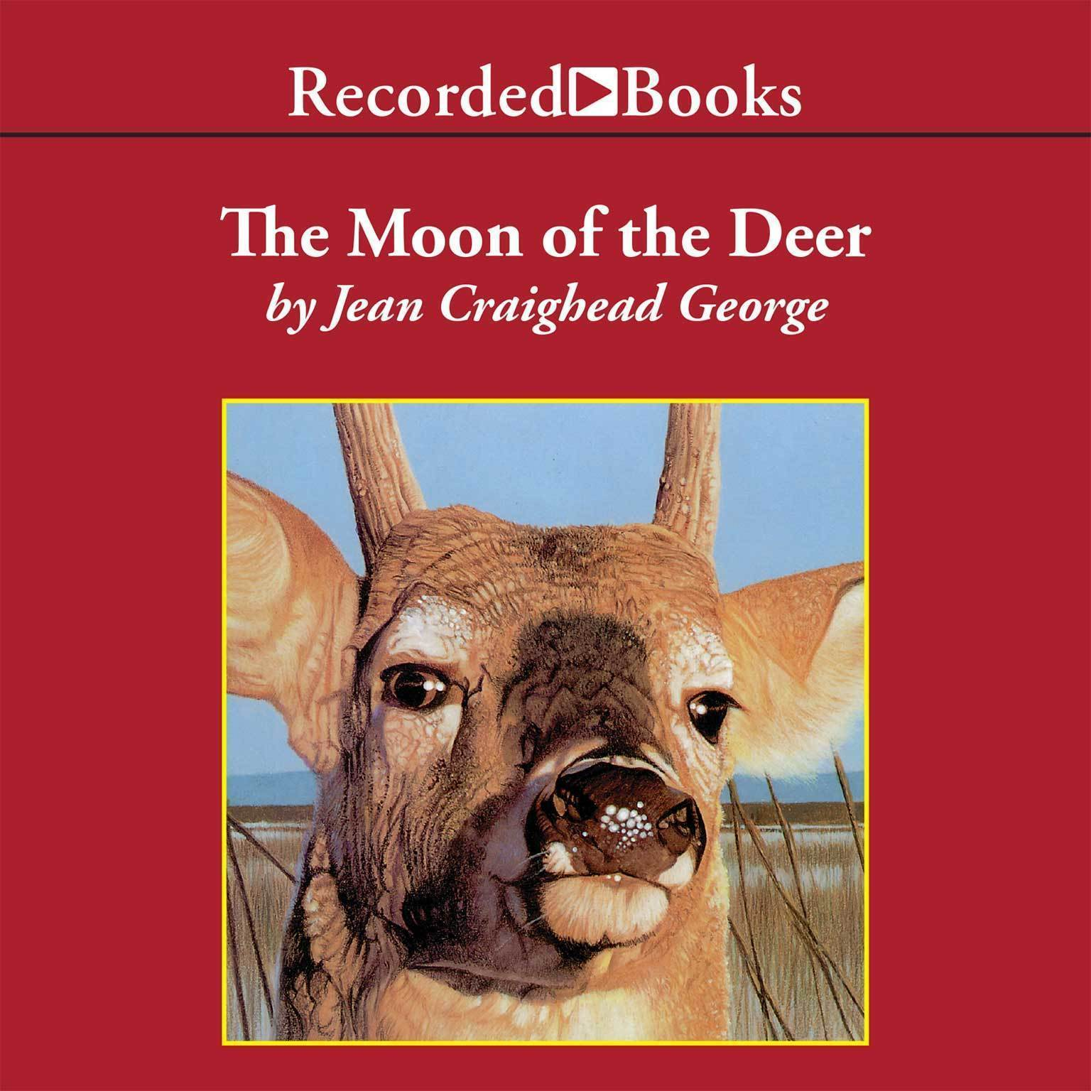 Printable The Moon of the Deer Audiobook Cover Art