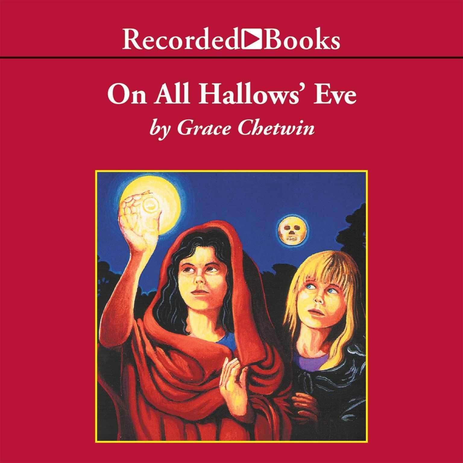 Printable On All Hallow's Eve Audiobook Cover Art